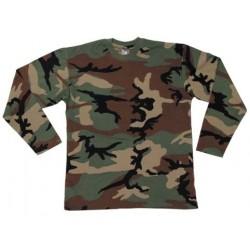 US Shirt Manches Longues