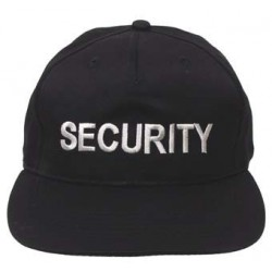 "Casquette US ""SECURITY"""