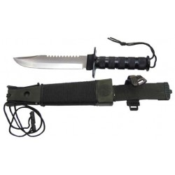 "Couteau Fox Type ""Jungle II"""