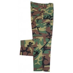 Pantalon US BDU Renforce