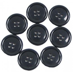 Boutons 4 Trous 25mm