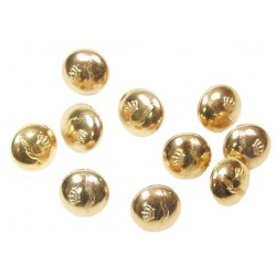 Boutons 4 Trous 19mm