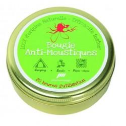Bougie Anti-moustiques 100% naturel PharmaVoyage