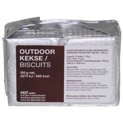 Biscuits Outdoor, 120g