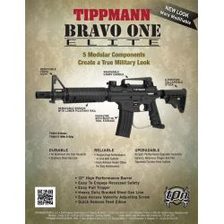 New TIPPMANN Bravo One Elite-14870