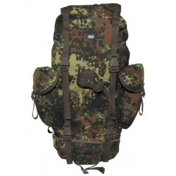 Grand Sac a Dos Combat Flecktarn