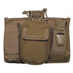 "Poche de Telephone Portable ""MOLLE"""