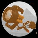 Projecteurs et lanternes